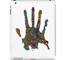 Psychedelic Touch iPad Case/Skin