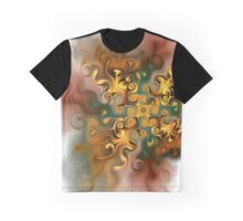 Whimsical autumn ornament Graphic T-Shirt