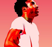 Childish Gambino by Razvan Alexandru