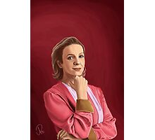 Amanda Abbington Photographic Print