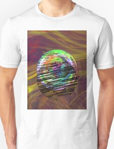 marble barcode T-Shirt