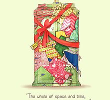 The best present in all of space and time by AliciaMB