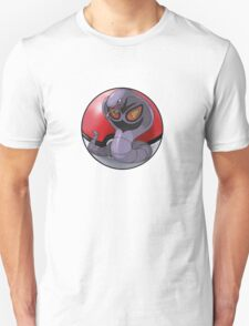 Arbok pokeball - pokemon T-Shirt