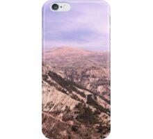 Shouting Mountain iPhone Case/Skin