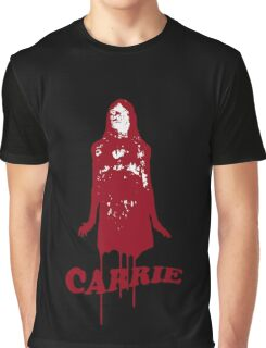 """""""Carrie"""" Graphic T-Shirt"""