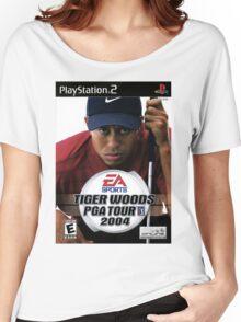 PGA tour 2004 Women's Relaxed Fit T-Shirt