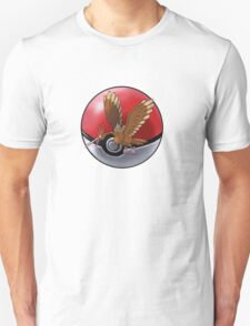 Fearow pokeball - pokemon T-Shirt
