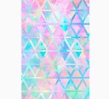 Pink pastel aztec pattern Classic T-Shirt