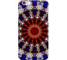 metamorphosis mandala iPhone Case/Skin