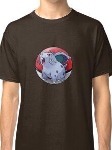 Nidoran (female) pokeball - pokemon Classic T-Shirt