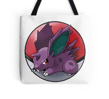 Nidoran (male) pokeball - pokemon Tote Bag