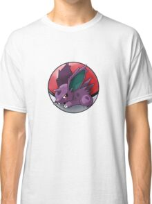 Nidoran (male) pokeball - pokemon Classic T-Shirt