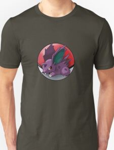 Nidoran (male) pokeball - pokemon T-Shirt