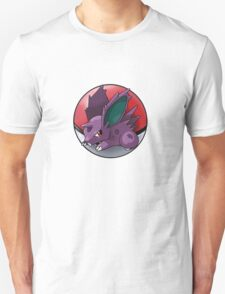 Nidoran (male) pokeball - pokemon T-Shirt