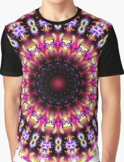 color wishes mandala Graphic T-Shirt