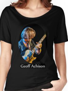 Geoff Achison Women's Relaxed Fit T-Shirt