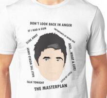 Noel Gallagher Oasis High Flying Birds Fan Art Unofficial  Unisex T-Shirt