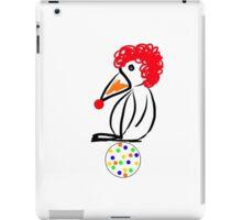 Penguin clown iPad Case/Skin