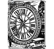 The Size of BIG BEN (Clock to Car Comparison) iPad Case/Skin