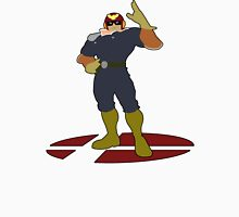 Captain Falcon - Super Smash Bros Melee Unisex T-Shirt