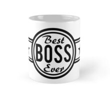 Best Boss Ever Mug