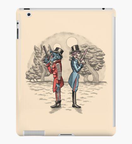 Cantina Duelists iPad Case/Skin