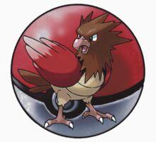 Spearow pokeball - pokemon by pokofu13