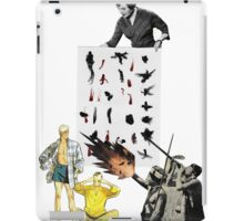 blowgun iPad Case/Skin