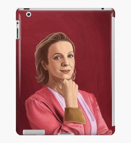 Amanda Abbington iPad Case/Skin