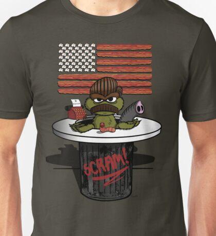 Oscar the Swanson Unisex T-Shirt