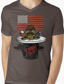 Oscar the Swanson Mens V-Neck T-Shirt