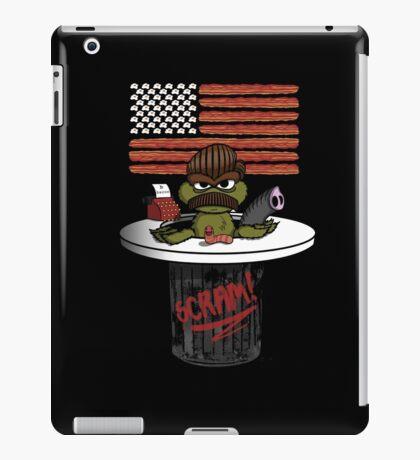 Oscar the Swanson iPad Case/Skin