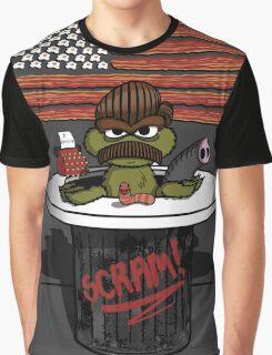 Oscar the Swanson Graphic T-Shirt