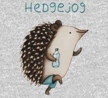 Hedgejog One Piece - Long Sleeve