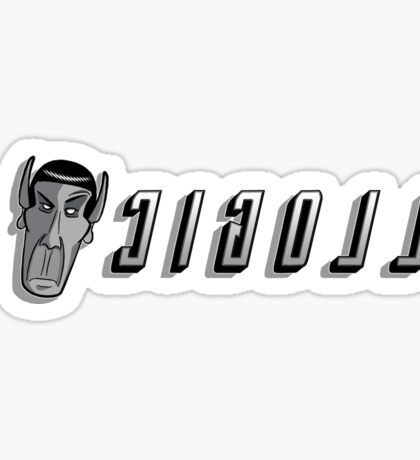 ILLOGICAL Sticker