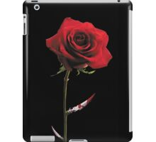 Deadly Rose iPad Case/Skin