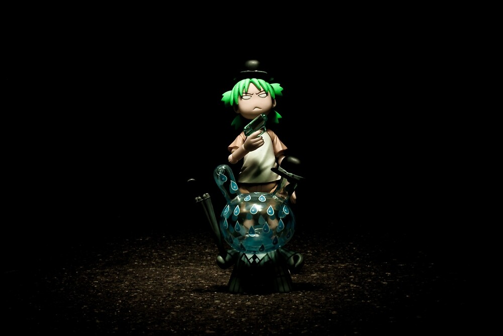 Yotsuba & The Godfather by KayVee