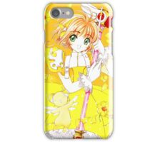 Sakura vs. Illusion (#2) iPhone Case/Skin