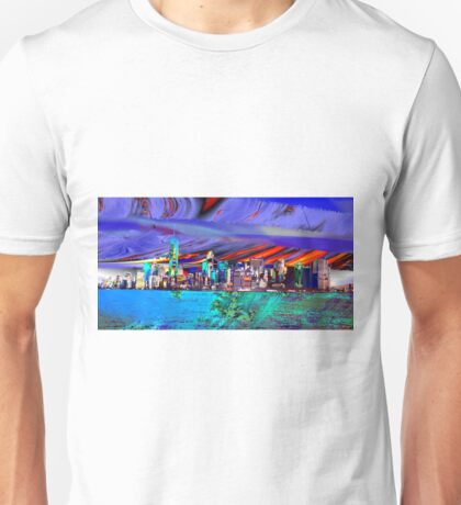 voyage de ny Unisex T-Shirt