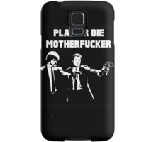 Lets play PULP FICTION Samsung Galaxy Case/Skin
