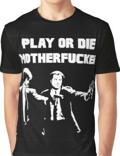 Lets play PULP FICTION Graphic T-Shirt