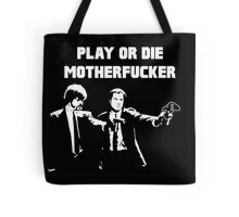Lets play PULP FICTION Tote Bag
