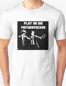 Lets play PULP FICTION Unisex T-Shirt