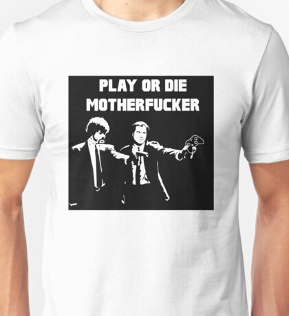 Lets play PULP FICTION Unisex T-Shirt