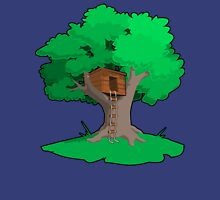 Tree House Artwork Unisex T-Shirt