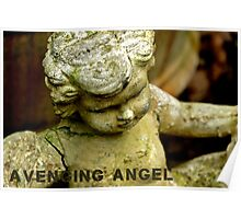 Avenging Angel (with lettering) Poster