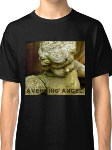 Avenging Angel (with lettering) Classic T-Shirt