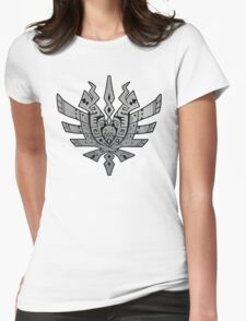 Monster Hunter 4 Ultimate Womens Fitted T-Shirt