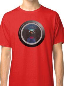 Camera Lens Classic T-Shirt
