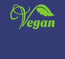 Vegan, Green Design Unisex T-Shirt